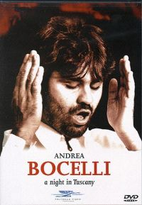 Cover Andrea Bocelli - A Night In Tuscany [DVD]